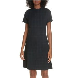 Theory Windowpane Dress  SOLD OUT